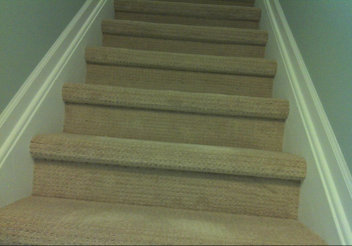 Carpeting-on-stairs